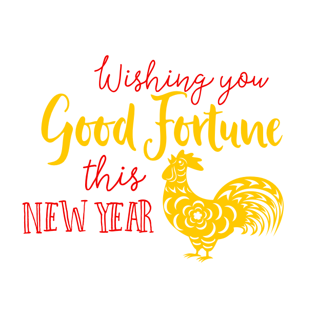 Lunar New Year 2017 Lettering Stickers messages sticker-2