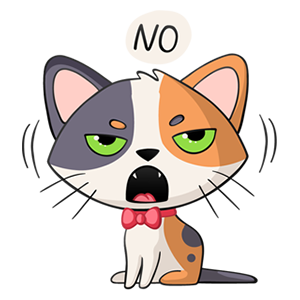 Egor The Cat Stickers Pack 1 messages sticker-4