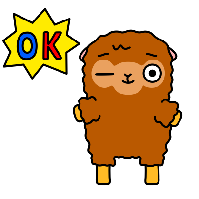 Funny Sheep Stickers messages sticker-4