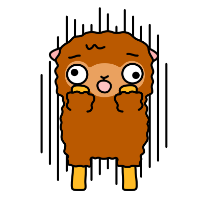 Funny Sheep Stickers messages sticker-8