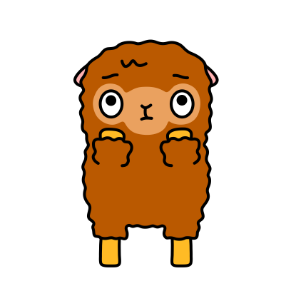 Funny Sheep Stickers messages sticker-7