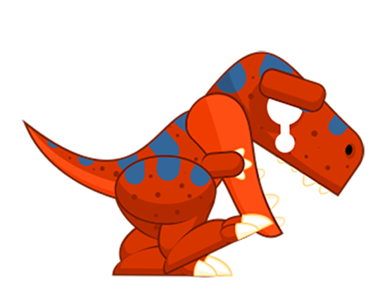 Say it as Dino Stickers messages sticker-4
