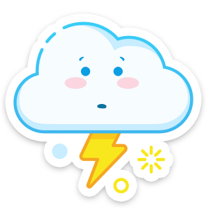 Weather Up ▴ Live Weather Maps messages sticker-8
