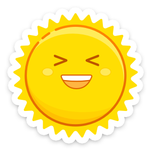 Weather Up ▴ Live Weather Maps messages sticker-3