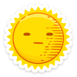 Weather Up messages sticker-4