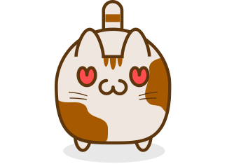 Neko chat - Random chat messages sticker-5