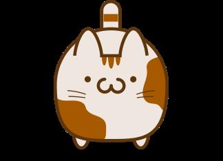 Neko chat - Random chat messages sticker-3