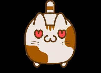 Neko chat - Random chat messages sticker-5