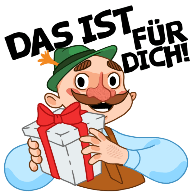 Typisch Deutsch — Stickers by DeutschEffekt messages sticker-2