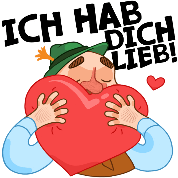 Typisch Deutsch — Stickers by DeutschEffekt messages sticker-5