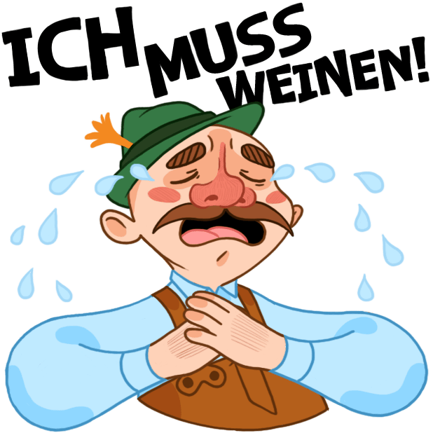 Typisch Deutsch — Stickers by DeutschEffekt messages sticker-3