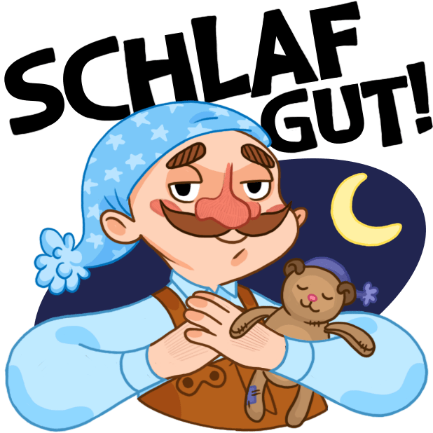Typisch Deutsch — Stickers by DeutschEffekt messages sticker-7