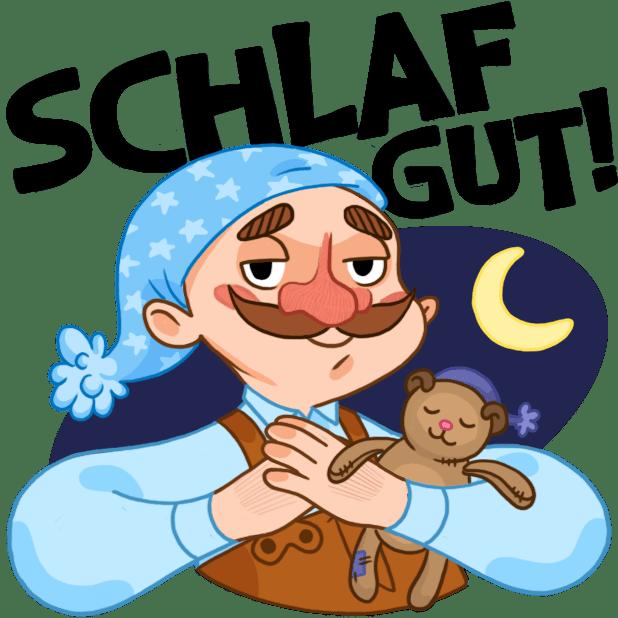 Typisch Deutsch messages sticker-7