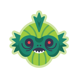 Monster Scout Stickers messages sticker-7