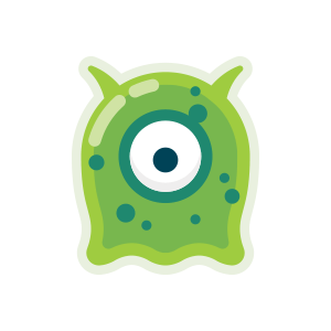 Monster Scout Stickers messages sticker-1
