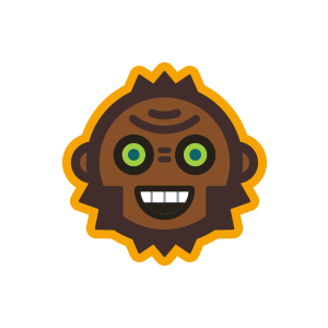 Monster Scout Stickers messages sticker-8