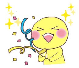 Funny Yellow Man Stickers messages sticker-5