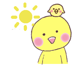 Funny Yellow Man Stickers messages sticker-11