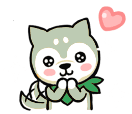 Aktos Puppy Stickers messages sticker-6