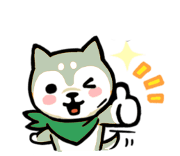 Aktos Puppy Stickers messages sticker-11