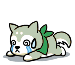 Aktos Puppy Stickers messages sticker-5