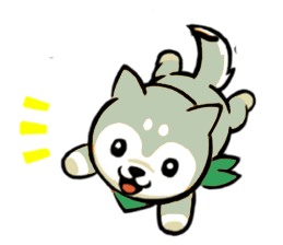 Aktos Puppy Stickers messages sticker-0