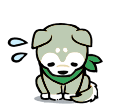 Aktos Puppy Stickers messages sticker-8