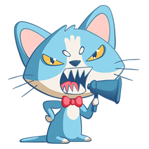 Tom The Cat Stickers Pack 1 messages sticker-2