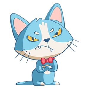 Tom The Cat Stickers Pack 1 messages sticker-9