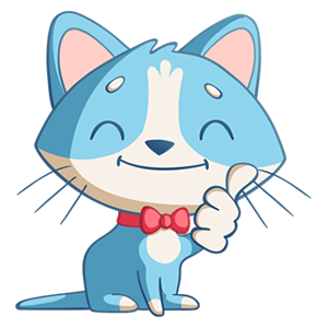 Tom The Cat Stickers Pack 1 messages sticker-6