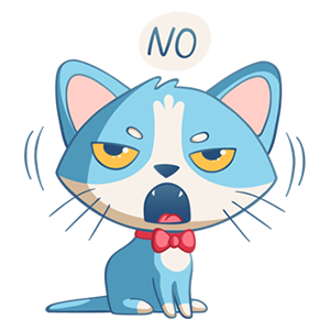 Tom The Cat Stickers Pack 1 messages sticker-7