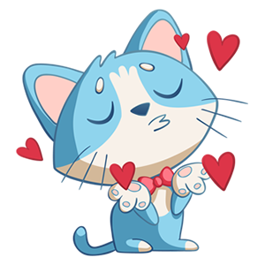 Tom The Cat Stickers Pack 1 messages sticker-11