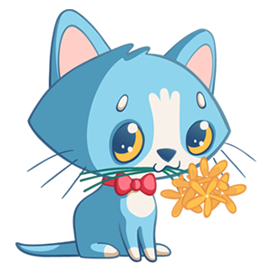 Tom The Cat Stickers Pack 1 messages sticker-1