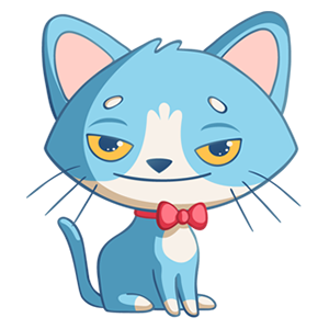 Tom The Cat Stickers Pack 1 messages sticker-8