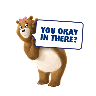 Charmin Pooptastic Stickers messages sticker-6
