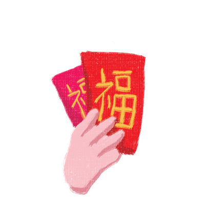 Lai See - Chinese New Year Stickers for iMessage messages sticker-1