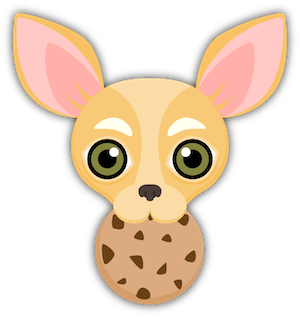 Fawn Chihuahua Emoji Stickers messages sticker-7