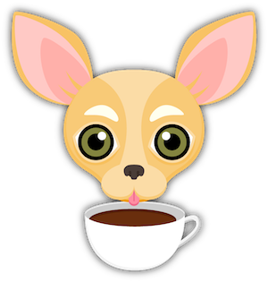 Fawn Chihuahua Emoji Stickers messages sticker-6