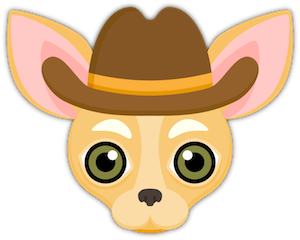 Fawn Chihuahua Emoji Stickers messages sticker-9