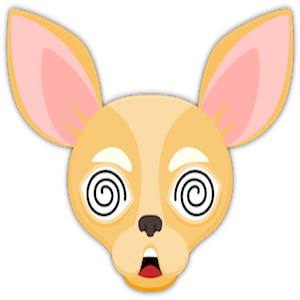 Fawn Chihuahua Emoji Stickers messages sticker-0