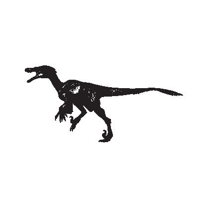 100 DinoPrints messages sticker-10