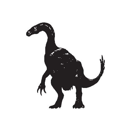 100 DinoPrints messages sticker-3