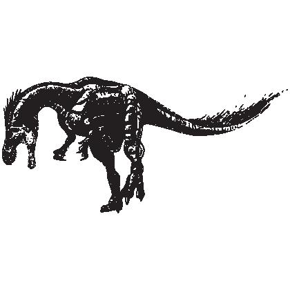 100 DinoPrints messages sticker-2