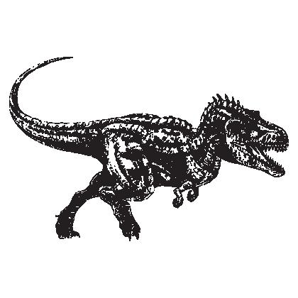 100 DinoPrints messages sticker-8