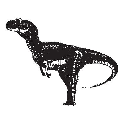 100 DinoPrints messages sticker-0