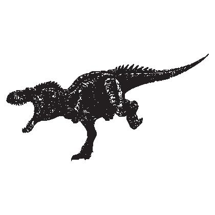 100 DinoPrints messages sticker-9