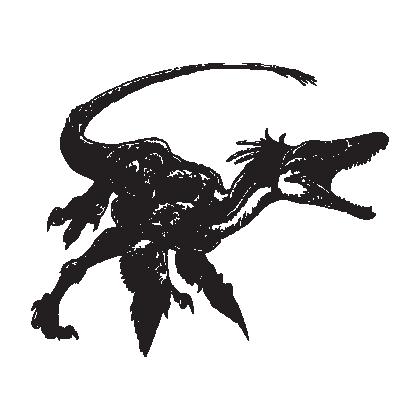 100 DinoPrints messages sticker-1