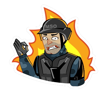 Modern Strike Online: FPS Guns messages sticker-2