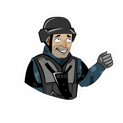 Modern Strike Online: FPS Guns messages sticker-1