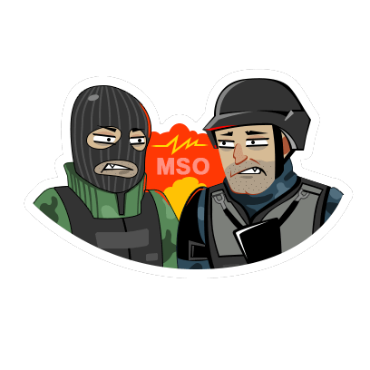 Modern Strike Online: FPS Guns messages sticker-3